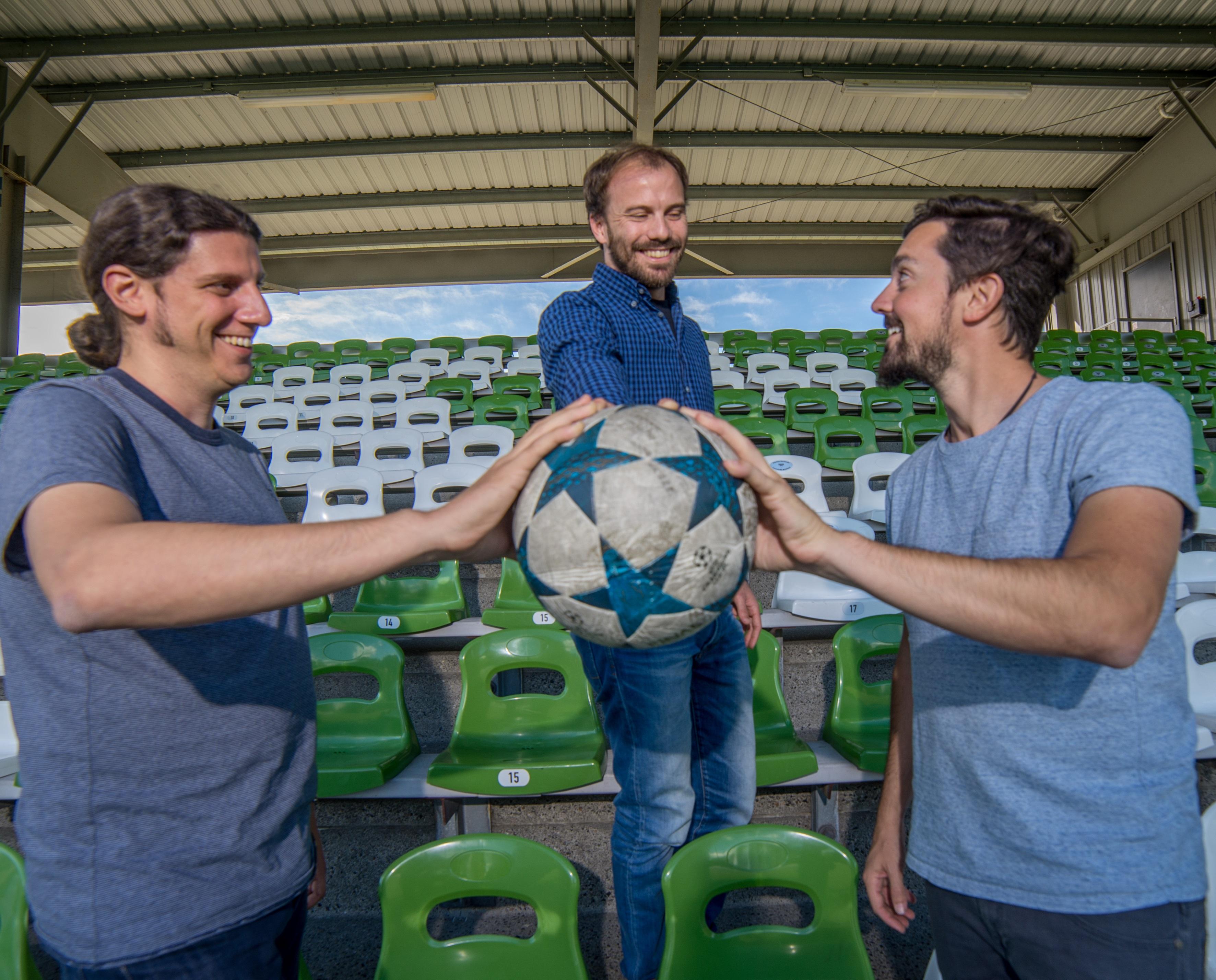 El software que está revolucionando el fútbol   Endeavor Argentina