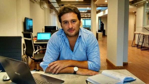 Bernardo Milesy, CEO de GLOCAL